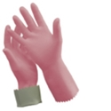 Picture of Gloves Silverlined Durable Rubber Pink - Oates Premium-GLOV474872- (PK-12PR)