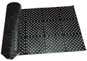 Picture of Antifatigue Reversible Matting with Drainage Holes - 600mm x 2.0m Black -MATT359045- (EA)