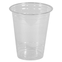 Picture of Recycled PET Clear Drinking Cup 425ml-BIOD080108- (SLV-50)