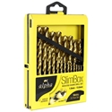 Picture of 25pce Alpha Metric Drill Set 1.0-13.0mm -Metal Case-DRIL731298- (EA)