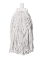 Picture of Commercial Mop Head 400gm - Oates - WHITE-MOPS367358- (EA)