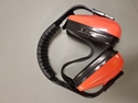 Picture of Earmuffs -Black /Red - Class 5 - standard over head Maxisafe-HEAR818660- (PR)