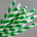 Picture of Straws Paper - Regular Size-STRW177670- (SLV-250)