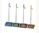 Picture of Comercial Lobby Pan and Brush Set  - Oates Commercial - YELLOW-CLEA371309- (CTN-6)
