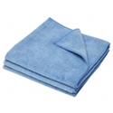 Picture of Microfibre All-Purpose Cloth 40cm x 40cm - Merrifibre Blue-WIPE378018- (PK-3)