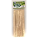 Picture of Bamboo Skewers  20cmx2.5mm Retail -STRW178100- (CTN-1200)