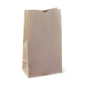 Picture of Block Bottom Brown Paper Bag No Handle - 340 x 178 + 112mm - #12-CARB063378- (CTN-1000)