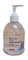 Picture of Hand Sanitiser Gel - alcohol  500ml Pump Pack-SKIN455421- (CTN-24)