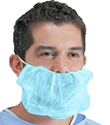 Picture of Beard Cover Blue non woven - Pharmpak-APPR492964- (CTN-2000)