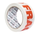 "Picture of Tape - Printed - ""Glass With Care"" Red on White 48mm x 66m-PTAP510890- (EA)"