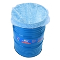 Picture of Elasticised Drum Cover Breathable White PP Suits up to 240L Drum-MPAC573449- (CTN-500)