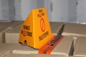 """Picture of Cardboard Cones - Printed """"Do not stack"""" -MPAC573790- (SLV-50)"""